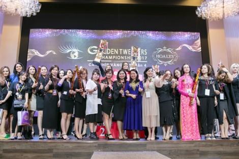 Thí sinh Việt Nam dành toàn bộ giải nhất của 'Cây nhíp vàng 2017'