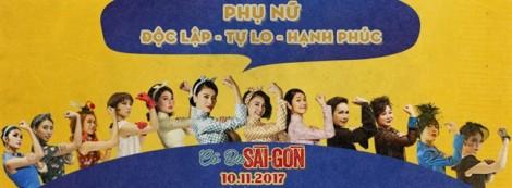 Nhà sản xuất 'Cô Ba Sài Gòn' từ chối phản hồi khi bị cho sử dụng hình ảnh mang tính khiêu chiến để kêu gọi nữ quyền