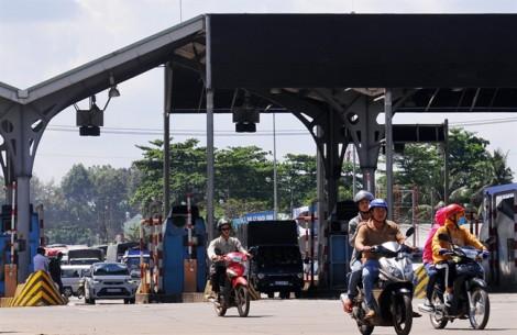 Từ 16/10, BOT đường tránh Biên Hòa thu phí trở lại sau khi bị phản đối bằng tiền lẻ