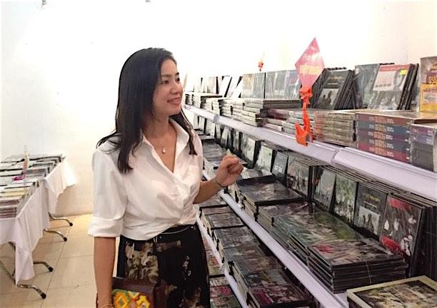 Nhan sac hien tai cua dien vien Thu Ha - 'La ngoc canh vang'