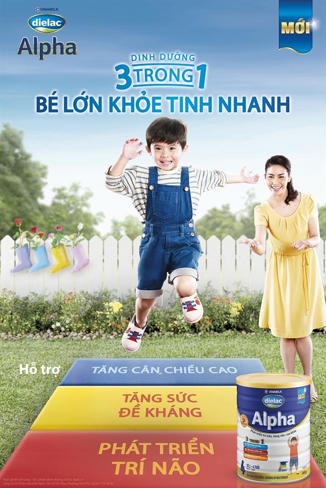 Quang cao cua Vinamilk duoc yeu thich nhat bang xep hang YouTube khu vuc chau A – Thai Binh Duong
