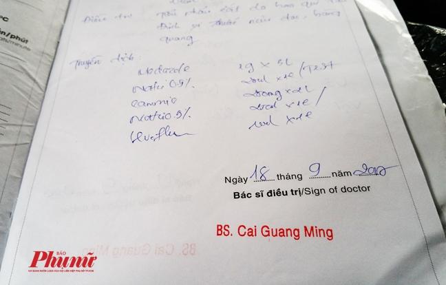 So bi hanh hung, benh nhan khong dam quay lai phong kham Trung Quoc