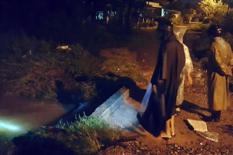 Nước lại cuốn người xuống suối tử vong ở Đồng Nai