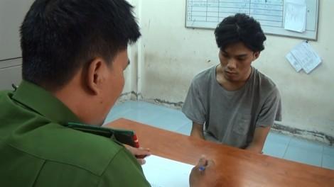 Nam thanh niên dùng kíp nổ giả cướp ngân hàng ở Sài Gòn