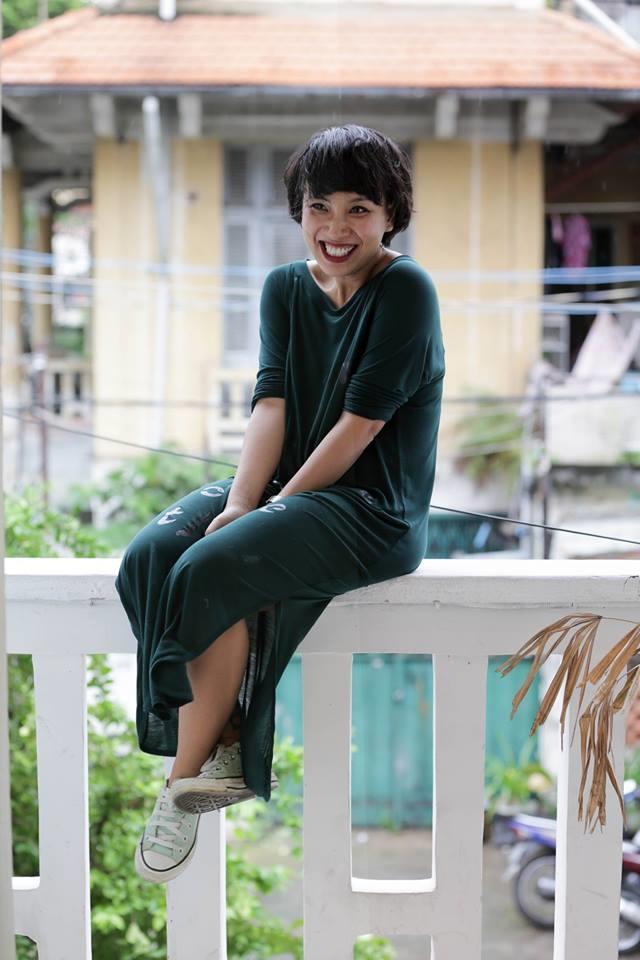 MC Thuy Minh: Tu 'ke lam loi' den ba me 'bim sua'