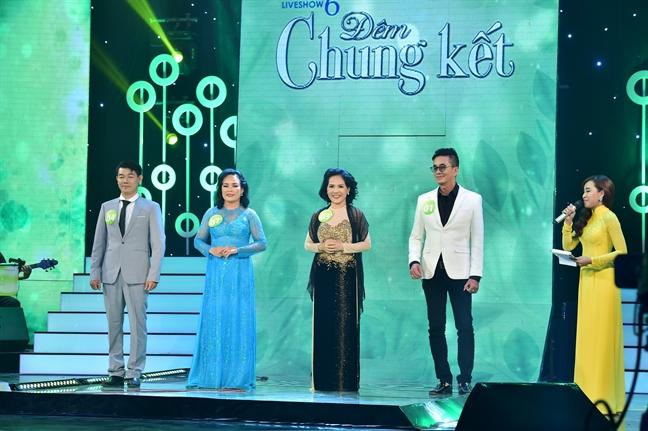 'Phien ban' Nguyen Hung gianh Quan quan 'Tieng hat mai xanh' 2017
