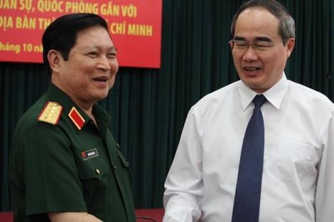 Bộ Quốc phòng hỗ trợ đất để giải quyết ùn tắc sân bay Tân Sơn Nhất và cảng Cát Lái