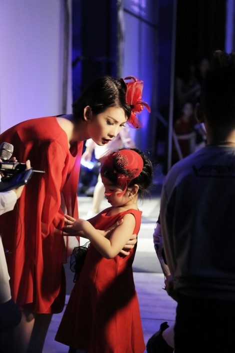 Đọ vẻ đáng yêu của những thiên thần nhà Xuân Lan, Trương Quỳnh Anh, Hương Giang