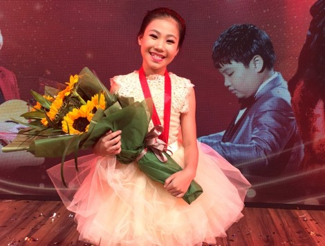 Cô bé thoát trầm cảm nhờ múa ba-lê giành Quán quân 'Thần đồng Âm nhạc'