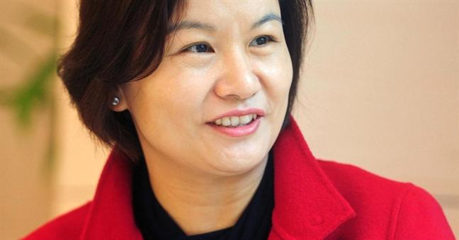 Chu Quan Phi: Tu nu sinh ngheo, phai nghi hoc den nu ty phu tu than giau nhat the gioi