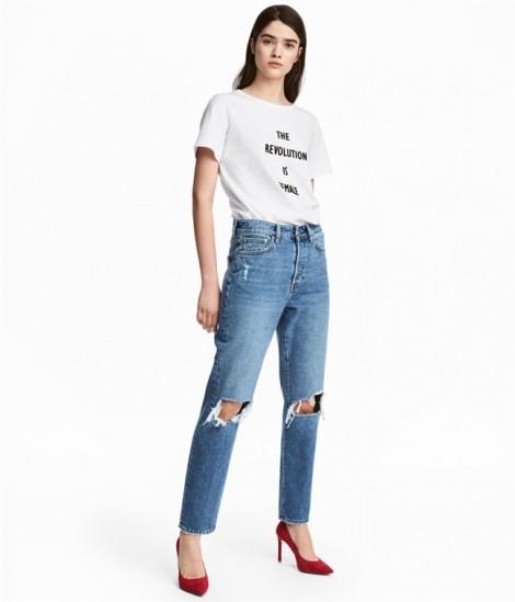 Điều bí mật của 3 chiếc quần jeans H&M