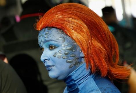 Học cách hóa trang Halloween cho nữ từ lễ hội truyện tranh thế giới