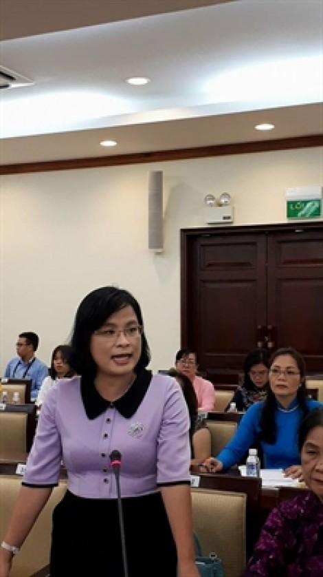 Lãnh đạo TP.HCM đối thoại cùng cán bộ, hội viên phụ nữ