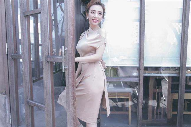 Giua bon be cong viec, Thu Trang chia se muon sinh con vao nam sau