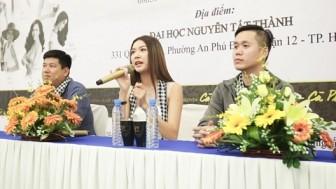 """Á hậu Thuý Vân: 'Trước khi thành Á khôi, tôi thi rớt 8 lần"""""""