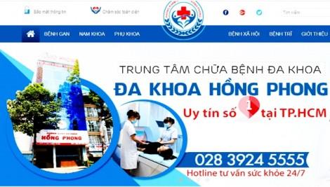 Bệnh nhân tố phòng khám Hồng Phong lừa trị vô sinh khiến nợ ngập đầu