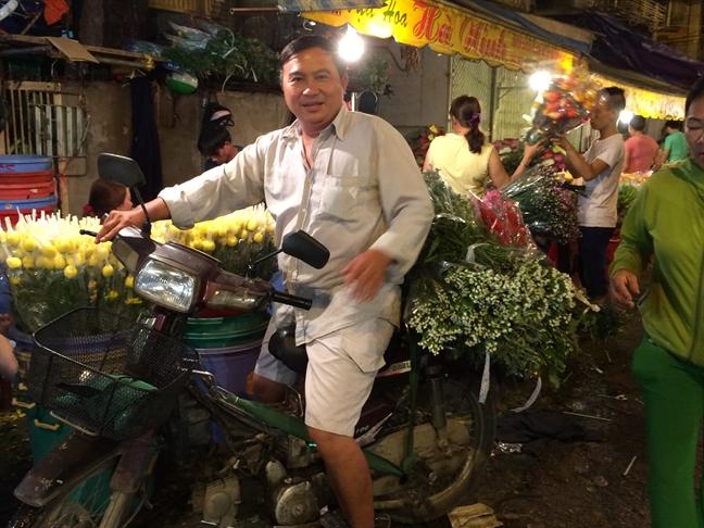 Cho hoa lon nhat Sai Gon khong ngu truoc ngay 20/10