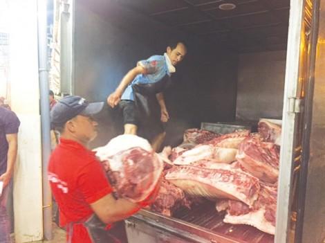 TP. HCM: 'Gác cổng' chặt để dân được ăn thịt heo sạch