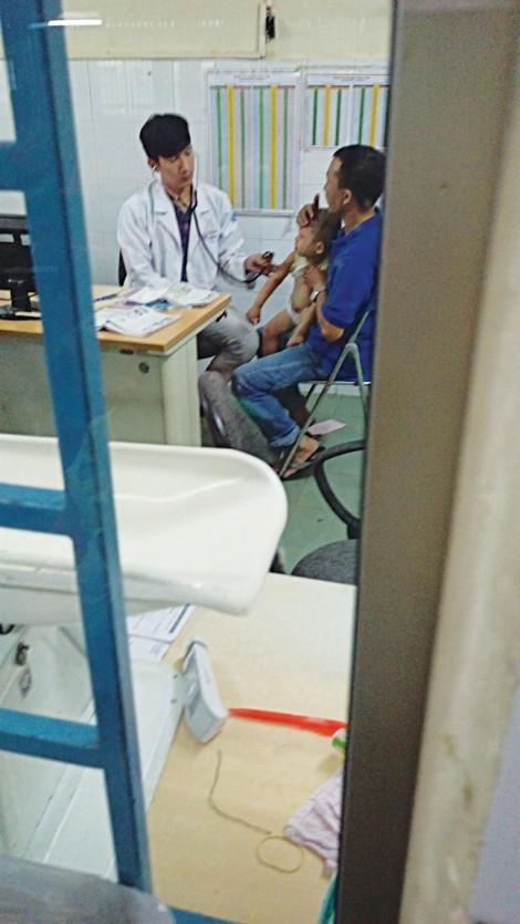 Chỉ trong một ngày, một bác sĩ ba lần bị bệnh nhân phản ứng