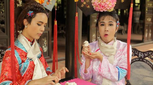 Tu hien tuong 'Em gai mua' cua Huynh Lap: Parody, lieu co lam choi an thiet?