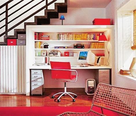 Ý tưởng mới cho góc làm việc trong nhà