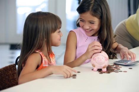 3 bài học tài chính đơn giản mà hữu ích dành cho trẻ