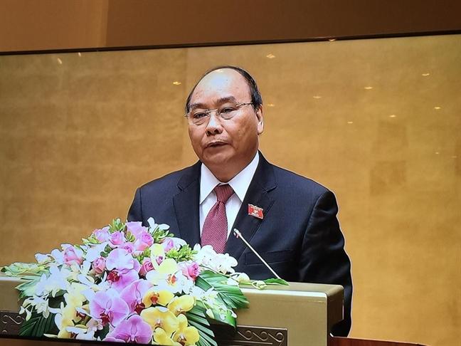 Thu tuong Nguyen Xuan Phuc: Muc tieu GDP nam 2018 tang 6,5 - 6,7%