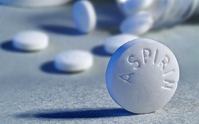 Ai nen uong thuoc aspirin chong dot quy?