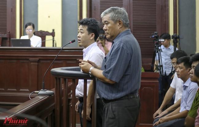 Vu VN Pharma: Gia chu ky la binh thuong?