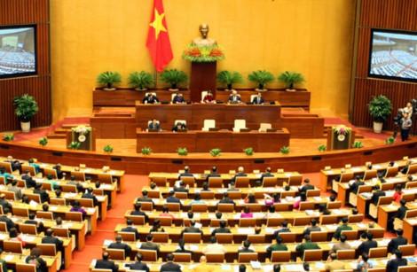 Quốc hội sẽ thông qua nghị quyết về cơ chế, chính sách phát triển TP.HCM