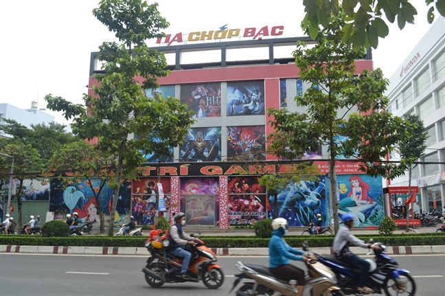 Bat mot nguoi Trung Quoc dieu hanh 'o bac' bang hinh thuc game ban ca