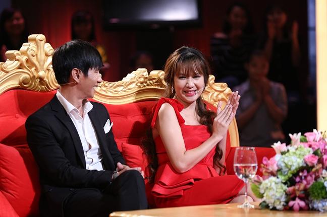 Tran Thanh: Thuong xuyen cai nhau voi Hari Won den mat ngu