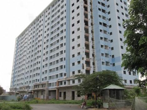 Dự án 584 Tân Kiên: Căn hộ bán đấu giá không nằm trong số căn đã bán cho khách hàng?