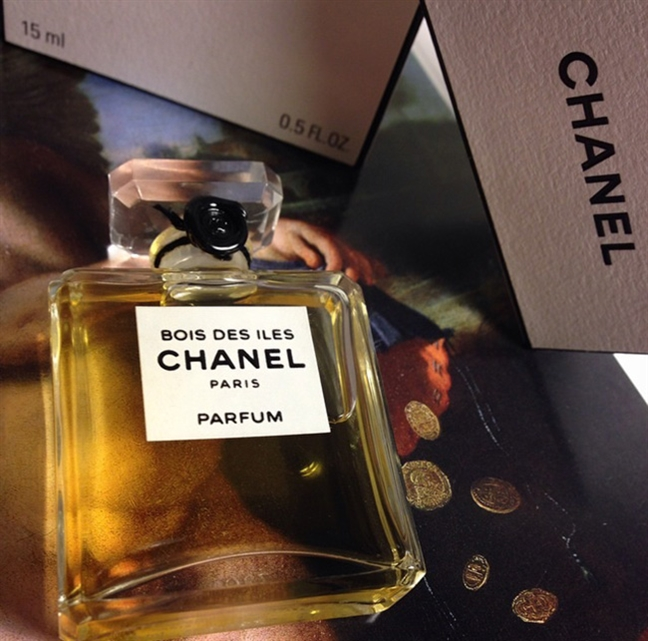 5 dong nuoc hoa lam nen su tu hao cua Chanel