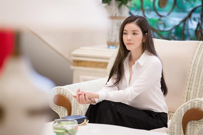 Ly Nha Ky se khong uu ai Huyen My tai Hoa hau Hoa binh Quoc te 2017