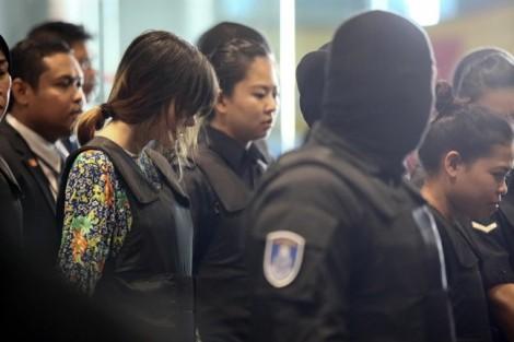 Vụ xử Đoàn Thị Hương: Đưa ra ánh sáng 4 nghi can Triều Tiên