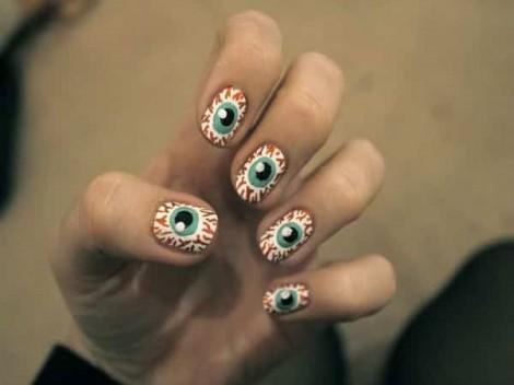 Những mẫu nails ấn tượng cho ngày Halloween
