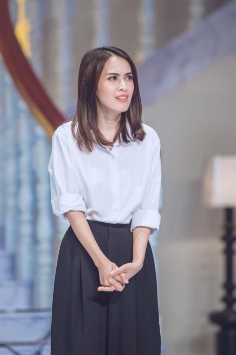 Diễn viên Tú Vi thừa nhận từng không chung thủy và sợ hãi hôn nhân