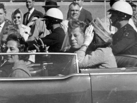 Mỹ giải mật hồ sơ vụ ám sát John F. Kennedy