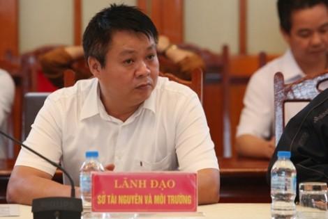 Yên Bái cách chức giám đốc Sở TN-MT đối với ông Phạm Sỹ Quý
