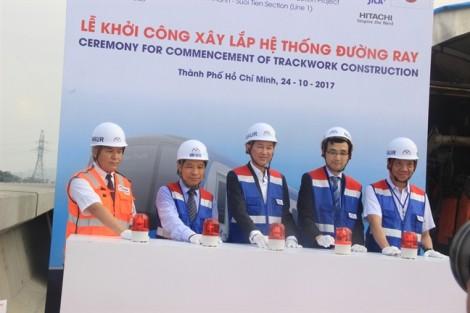 Toàn cảnh tuyến metro đầu tiên ở Sài Gòn sau hơn 5 năm thi công