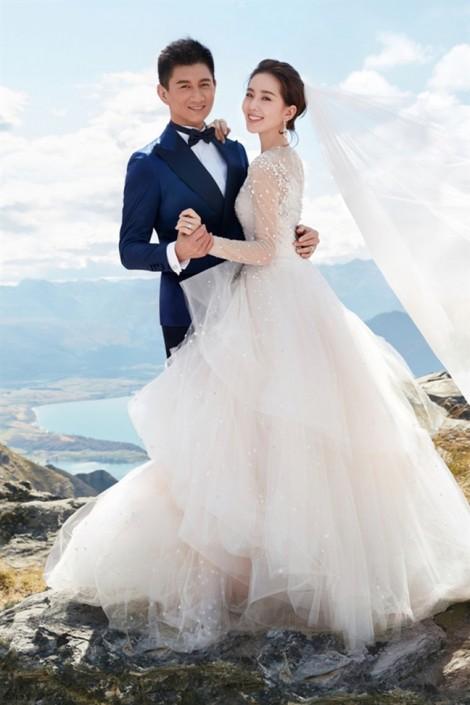 Điểm danh những mẫu váy cưới 'bạc tỷ' của sao châu Á