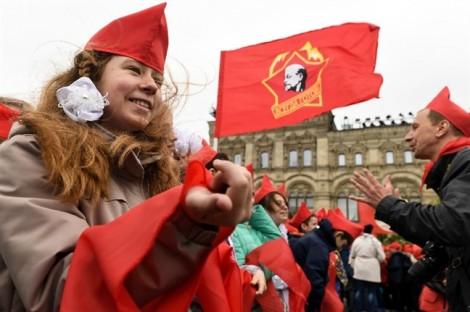 Những cái tên gắn liền với 100 năm Cách mạng Tháng Mười Nga