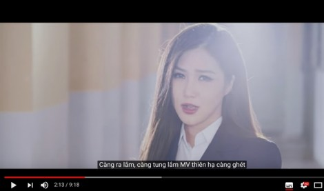 Hương Tràm: 'Tôi không hề biết về clip đả kích Chi Pu trên kênh của mình'