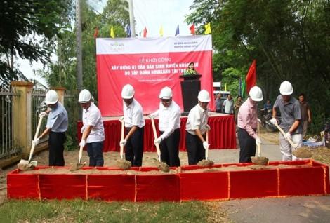 Thêm 07 cầu dân sinh nối liền giao thông - niềm vui cho người dân huyện Hồng Ngự, tỉnh Đồng Tháp