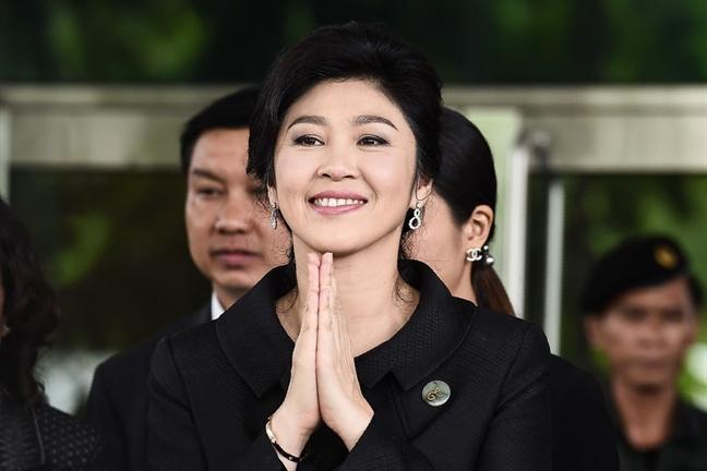Huy ho chieu cuu Thu tuong, Thai Lan tim cach dua ba Yingluck ve chiu an?