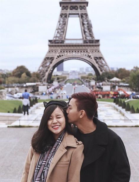 Bạn gái Hoài Lâm: '3 năm đầu yêu nhau, ăn đòn no hơn ăn cơm'