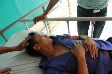 Lùm xùm bảo vệ Bệnh viện Phụ sản Hà Nội đánh người nhà bệnh nhân bất tỉnh