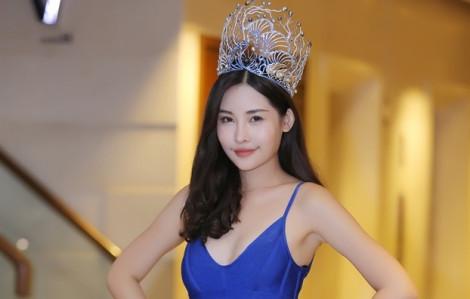 BS thẩm mỹ nói về Hoa hậu Đại dương Ngân Anh: 'Độn mũi, lấy ra lại gọi là vẻ đẹp tự nhiên thật phi lý!'