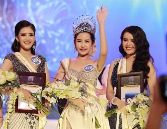 'Hoa hậu Đại dương Việt Nam 2017' thành chủ đề hot của mạng xã hội